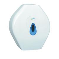 2Work Mini Jumbo Toilet Roll Dispenser DS924E