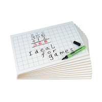 Show Me Boards MDF Gridded Pk10 GFB10