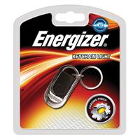 Energizer Keychain Light Torch CR2016 Silver 632628