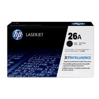 HP 26X High Yield Black Original LaserJet Toner Cartridge CF226X