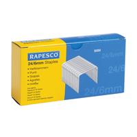 Rapesco Staples 6mm 24/6    HTST106