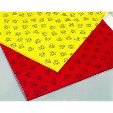 Large PVC Splash Mats - Yellow - Yellow