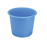 Q-Connect Waste Bin 15L Blue