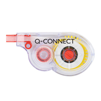 Q-Connect Correction Roller White KF01593Q