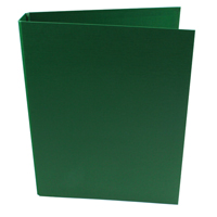 Q-Connect 2 Ring Binder A4 25mm Polypropylene Green KF02004