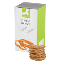 Q-Connect Rubber Bands 500g Number