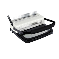 Q-Connect Professional 21 Hole Comb Binder 25 KF16763