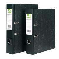 Q-Connect Board Lever Arch File A4 Pk10 126240625