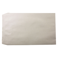 Q-Connect Envelope 381 x 254mm 115gsm Self Seal Manilla 8312
