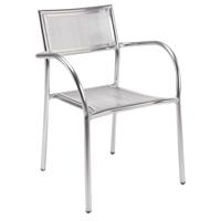 Arista Aluminium Mesh Chair KF73900