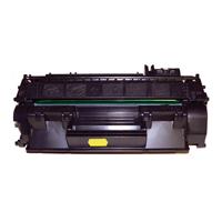Q-Connect HP 80A Remanufactured Black LaserJet Toner Cartridge CF280A