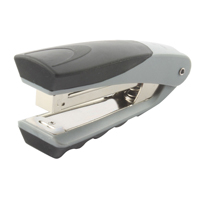 Rexel Centor Stand Up Stapler Silver and Black 2100595