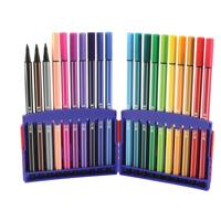 Stabilo 68 Fibre Tip Pen Assorted Pk 20 6820-03