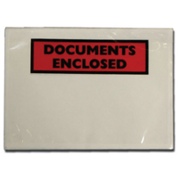 Documents Enclosed Self-Adhesive Document Envelopes A6 9743DEE02 Pack of 100