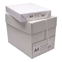 Copier Paper A4 White 5 Reams WX01087