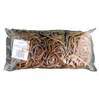 Rubber Bands 454gm Assorted Sizes WX10577
