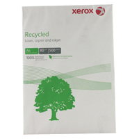 Xerox Recycled Paper A4 80gsm White Ream 003R91165 Pack of 500
