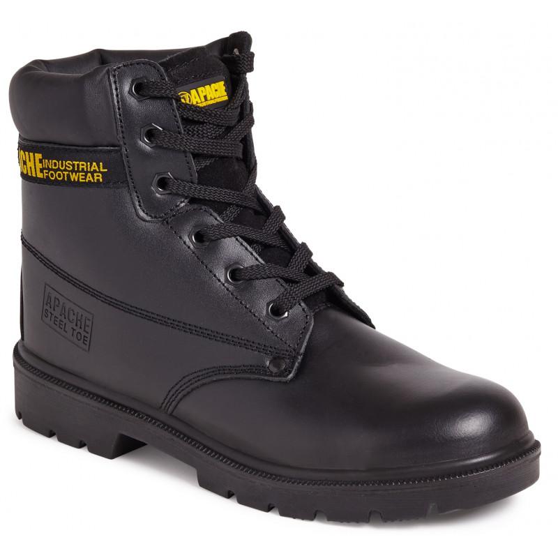 Apache 6 Eye Safety Boot